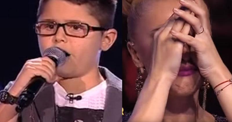 10 տարեկան տղայի «Show Must Go On» երգի կատարումը ստիպեց բոլորին բերանները բաց շարունակել հետևել նրա երգին